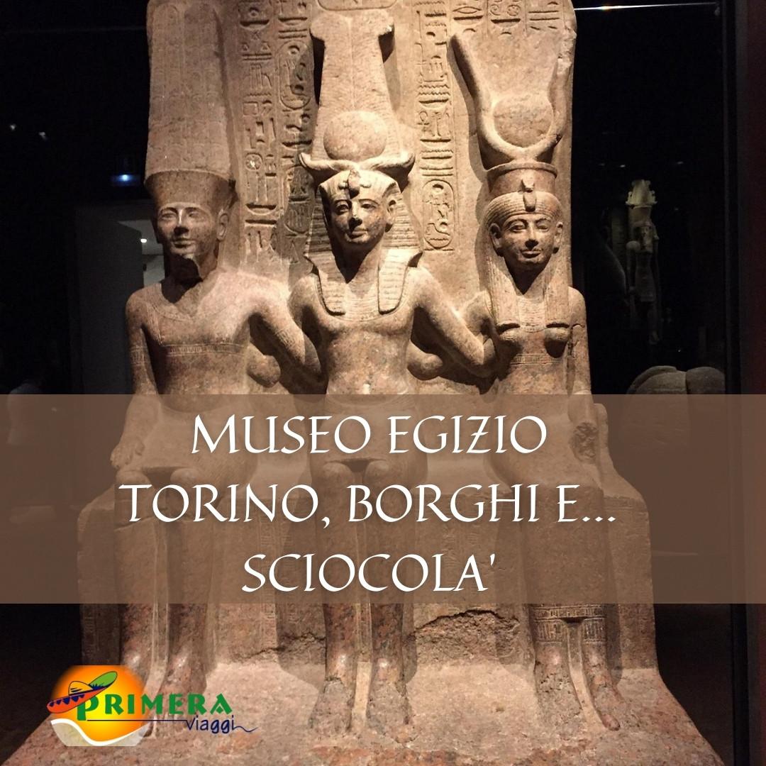 MUSEO EGIZIO LP PRIMERA VIAGGI