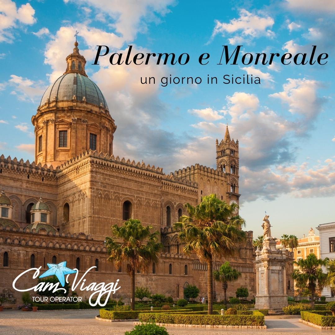 Palermo e Monreale CAM VIAGGI